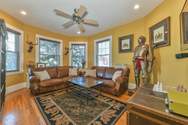 37 Aldie Street #1, Boston, MA 02134 (MLS #72290138) :: Vanguard Realty