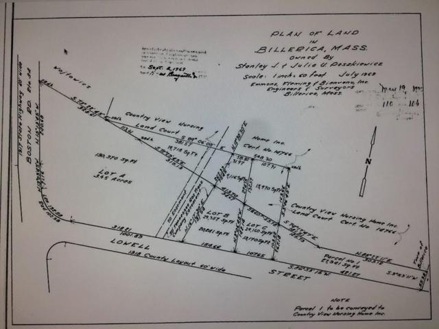 96 Boston Road, Billerica, MA 01862 (MLS #72290324) :: Westcott Properties
