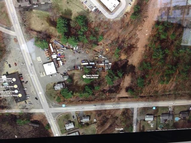 96 & 98 Boston Rd Lots On Lowell, Billerica, MA 01862 (MLS #72290325) :: Westcott Properties