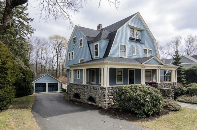 21 Garden Rd, Wellesley, MA 02481 (MLS #72290490) :: Cobblestone Realty LLC