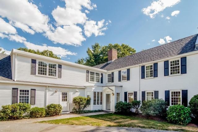 66 Fairgreen Pl #66, Brookline, MA 02467 (MLS #72290630) :: The Gillach Group