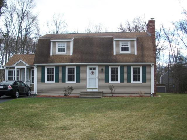 12 Knollcrest Cir, Attleboro, MA 02703 (MLS #72290654) :: Commonwealth Standard Realty Co.