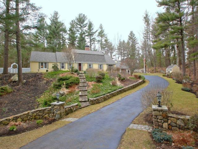 2 Webster Ln, Wayland, MA 01778 (MLS #72290771) :: Commonwealth Standard Realty Co.