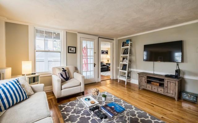 1 Waldron St #2, Marblehead, MA 01945 (MLS #72290822) :: Westcott Properties