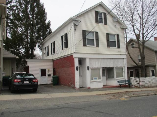 247-249 East Main St, Chicopee, MA 01020 (MLS #72290925) :: Westcott Properties