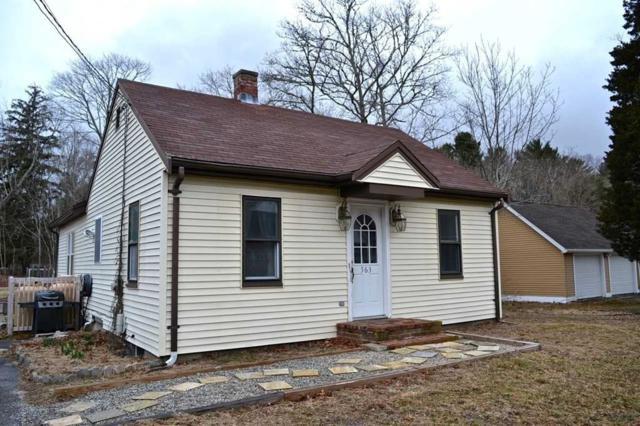 563 County Road, Rochester, MA 02770 (MLS #72291198) :: ALANTE Real Estate