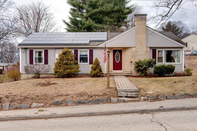 28 Church St, Auburn, MA 01501 (MLS #72291307) :: Cobblestone Realty LLC