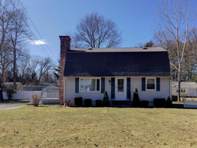 108 Chiswick St, Longmeadow, MA 01106 (MLS #72291411) :: NRG Real Estate Services, Inc.