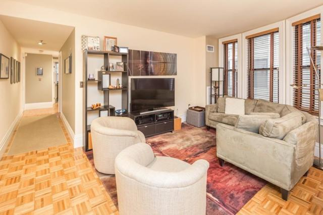 390 Commonwealth Ave #302, Boston, MA 02215 (MLS #72291484) :: Goodrich Residential