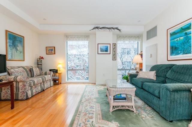 80 Broad Street #309, Boston, MA 02110 (MLS #72291541) :: Goodrich Residential