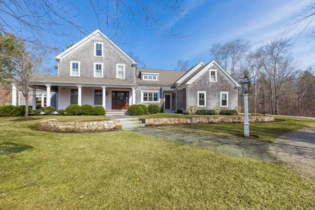 5 Pine Ridge Lane, Mattapoisett, MA 02739 (MLS #72291739) :: Lauren Holleran & Team