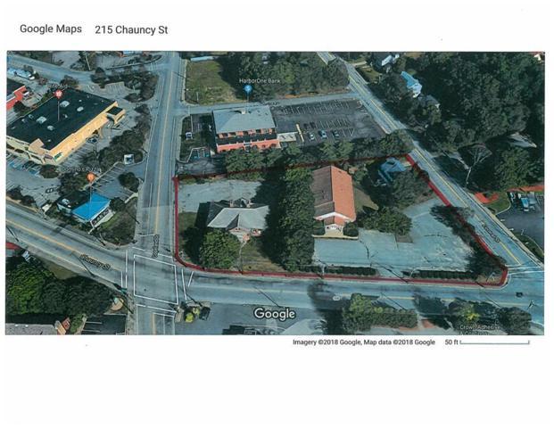 215 Chauncy Street, Mansfield, MA 02048 (MLS #72291788) :: ALANTE Real Estate