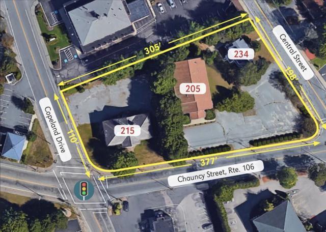 215 Chauncy Street, Mansfield, MA 02048 (MLS #72291789) :: ALANTE Real Estate