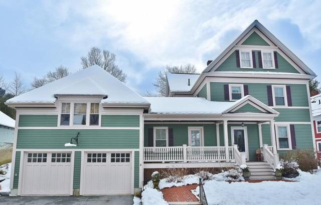 3 Cleveland Ave, Woburn, MA 01801 (MLS #72291824) :: Goodrich Residential