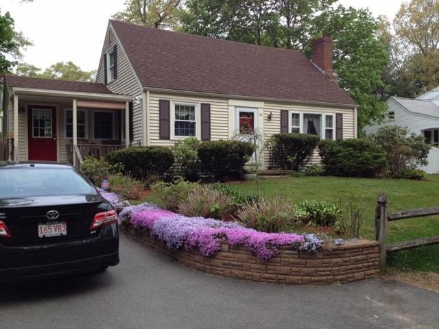 54 Wilder Rd, Norwell, MA 02061 (MLS #72291866) :: ALANTE Real Estate