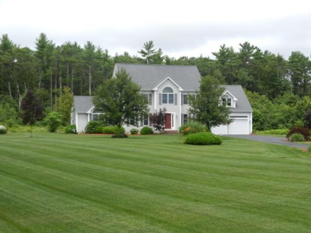 16 Cromwell Ln, Rochester, MA 02770 (MLS #72291969) :: ALANTE Real Estate