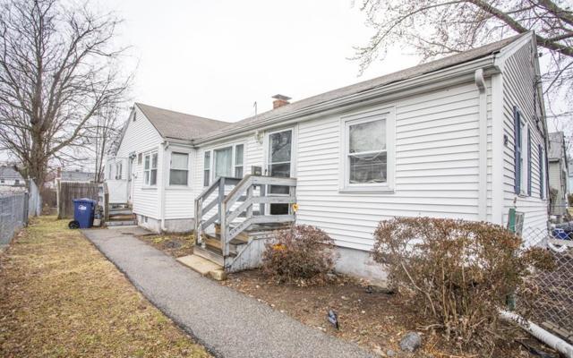 289 Huntington Ave, Boston, MA 02136 (MLS #72292286) :: Westcott Properties