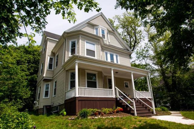 228 Langley Road #1, Newton, MA 02459 (MLS #72292372) :: Commonwealth Standard Realty Co.