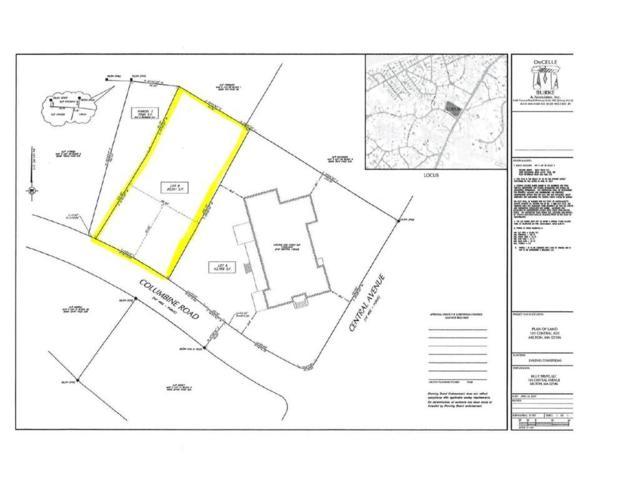 100 Columbine Road, Milton, MA 02186 (MLS #72292449) :: ALANTE Real Estate