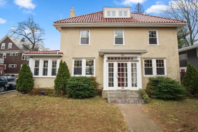 116 Perkins St, Boston, MA 02130 (MLS #72292512) :: Westcott Properties