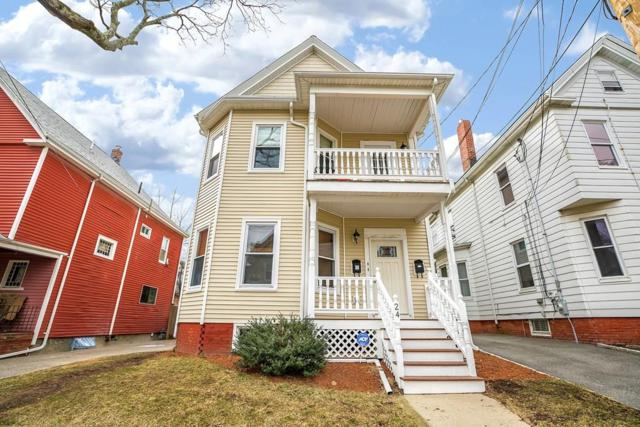 24 Gibbens St #2, Somerville, MA 02143 (MLS #72292626) :: Vanguard Realty