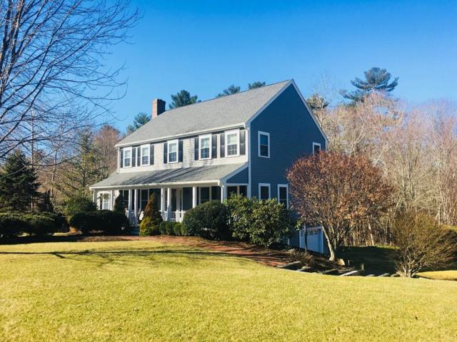 130 Deer Hollow Trl, Raynham, MA 02767 (MLS #72293094) :: ALANTE Real Estate