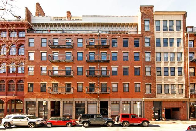 130 Fulton Street #19, Boston, MA 02109 (MLS #72293099) :: Lauren Holleran & Team