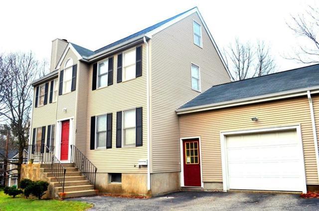 310 Tremont St #37, Newton, MA 02458 (MLS #72293164) :: Westcott Properties
