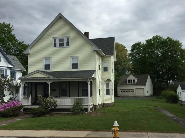 16 Pleasant St., Northbridge, MA 01588 (MLS #72293204) :: ALANTE Real Estate