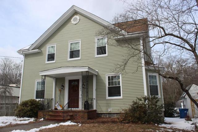 145 W Main St, Norton, MA 02766 (MLS #72293214) :: ALANTE Real Estate