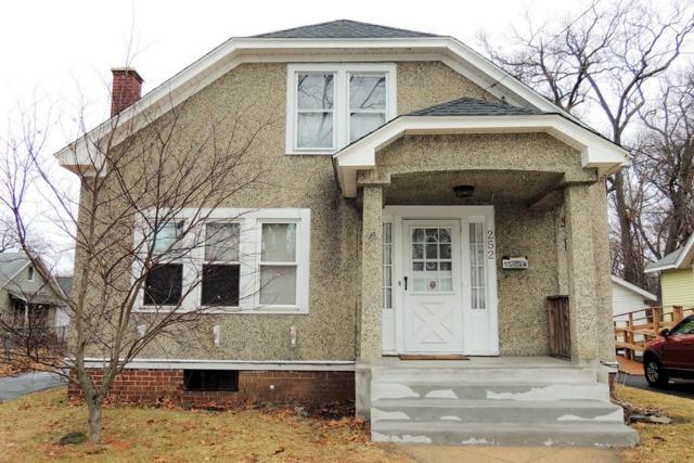 252 Jasper St, Springfield, MA 01109 (MLS #72293244) :: Commonwealth Standard Realty Co.