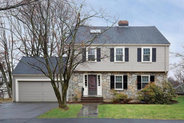 141 Oliver Road, Newton, MA 02468 (MLS #72293302) :: Cobblestone Realty LLC