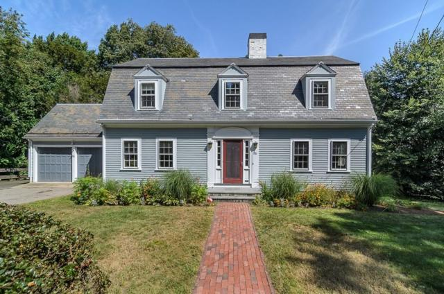 86 Forest St, Wellesley, MA 02481 (MLS #72293409) :: Lauren Holleran & Team