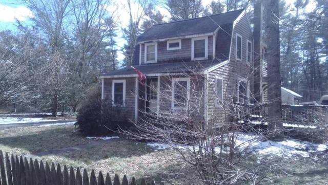 248 Wareham  St, Middleboro, MA 02346 (MLS #72293535) :: ALANTE Real Estate