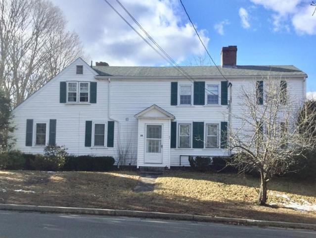 54 High St, Bridgewater, MA 02324 (MLS #72293549) :: ALANTE Real Estate