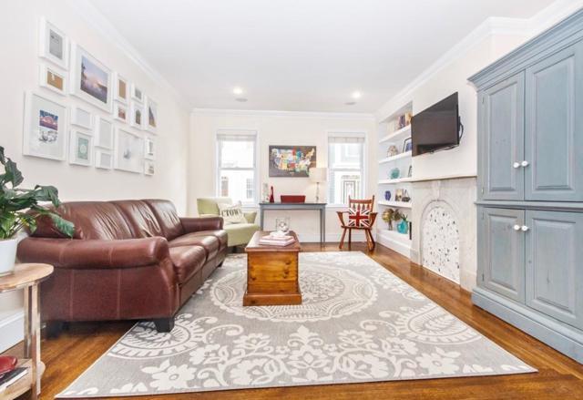 16 Mystic Street #1, Boston, MA 02129 (MLS #72293678) :: Goodrich Residential