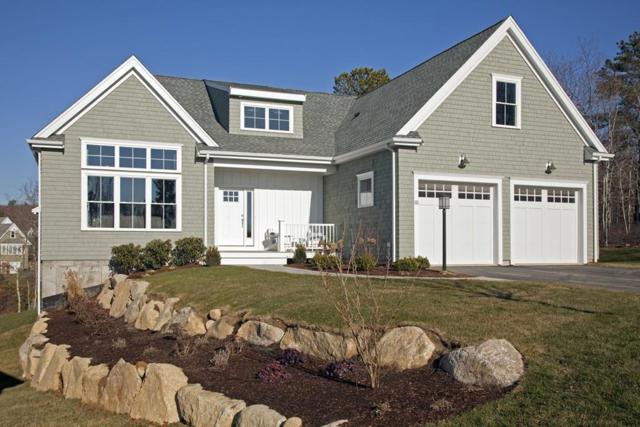 2 Muirfield #2, Plymouth, MA 02360 (MLS #72293685) :: ALANTE Real Estate