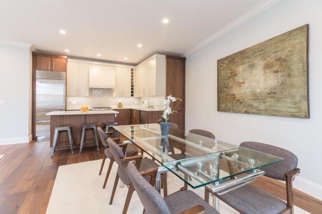 55 Addington Rd #3, Brookline, MA 02445 (MLS #72293791) :: Goodrich Residential