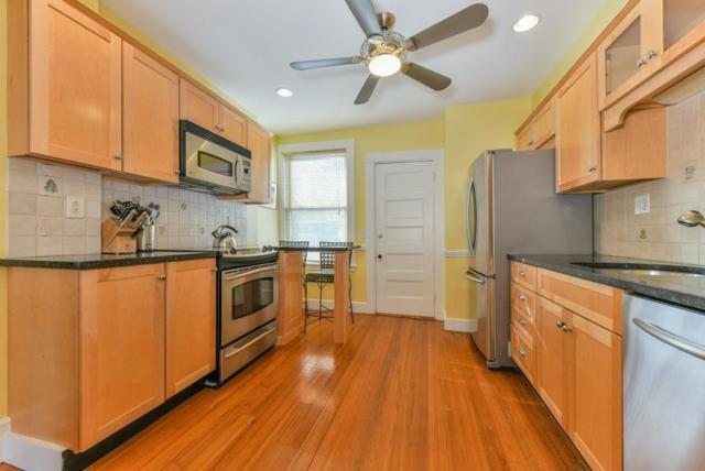 36 Stanton Rd #3, Brookline, MA 02445 (MLS #72293796) :: Goodrich Residential