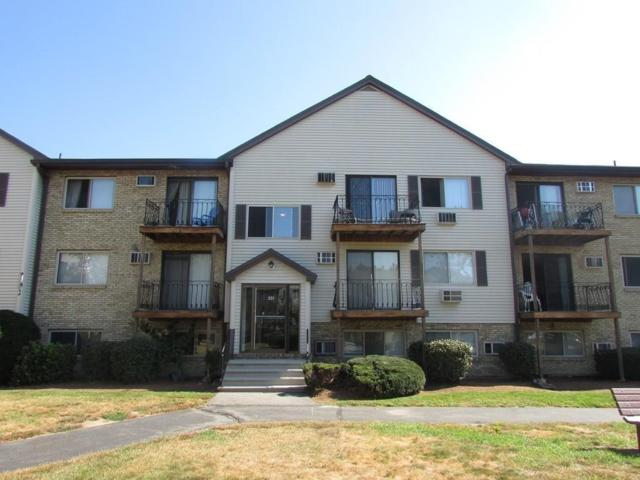 351 Pawtucket Blvd. #9, Lowell, MA 01854 (MLS #72293823) :: Commonwealth Standard Realty Co.