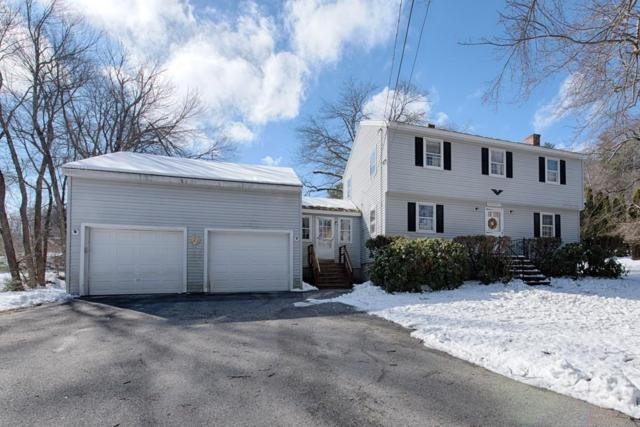 989 Salem St, North Andover, MA 01845 (MLS #72293927) :: Exit Realty