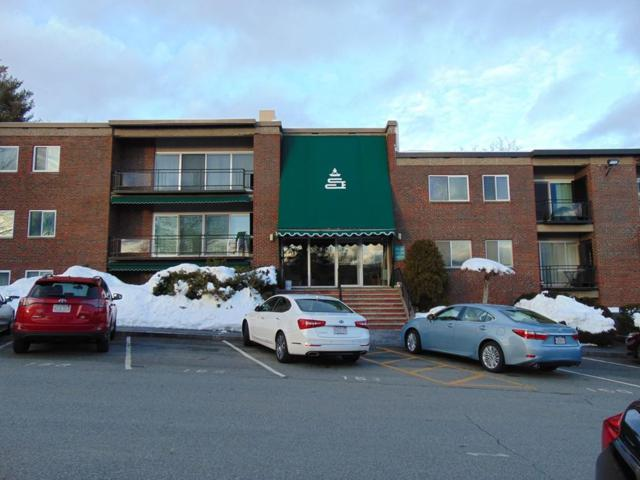 1206 Greendale Ave #226, Needham, MA 02492 (MLS #72293950) :: The Gillach Group