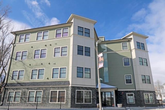 18 Robert Street #4, Boston, MA 02131 (MLS #72294069) :: The Gillach Group
