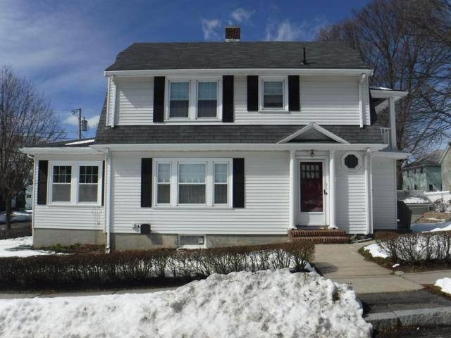 31 Elmwood Ave, Quincy, MA 02170 (MLS #72294104) :: Commonwealth Standard Realty Co.