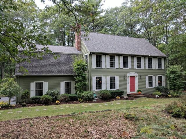 158R Beach Street, Foxboro, MA 02035 (MLS #72294108) :: ALANTE Real Estate