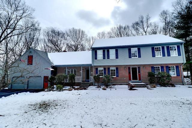 11 Buckboard Dr, Cumberland, RI 02864 (MLS #72294344) :: Westcott Properties