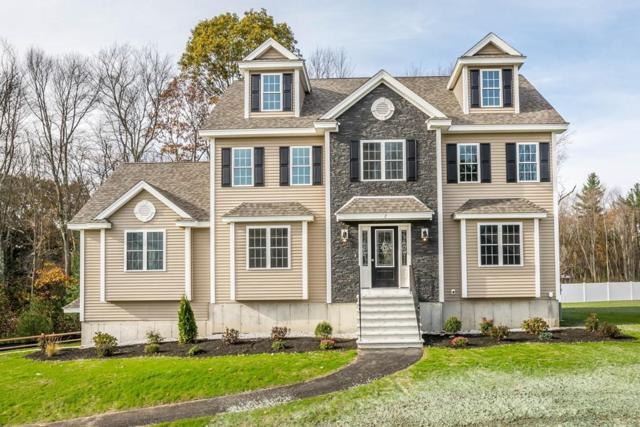 17 Fieldstone Lane, Billerica, MA 01821 (MLS #72294431) :: Westcott Properties