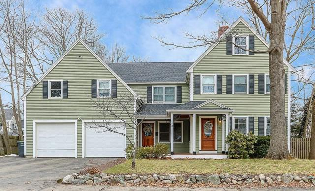 93 Dartmouth Ave, Dedham, MA 02026 (MLS #72294447) :: Commonwealth Standard Realty Co.