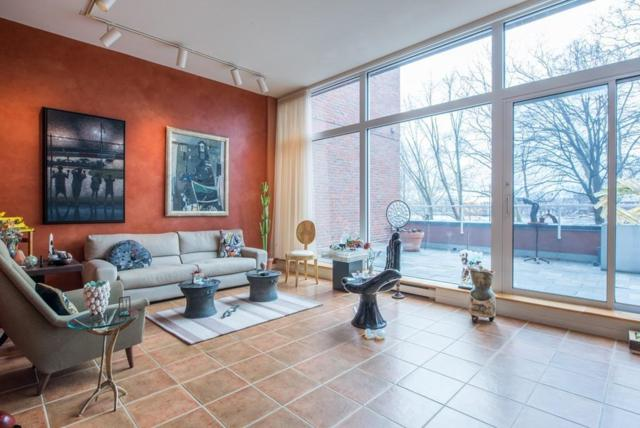 975 Memorial Drive #211, Cambridge, MA 02138 (MLS #72294600) :: Vanguard Realty