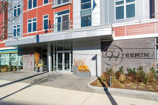 99 Tremont Street #203, Boston, MA 02135 (MLS #72294640) :: Apple Country Team of Keller Williams Realty